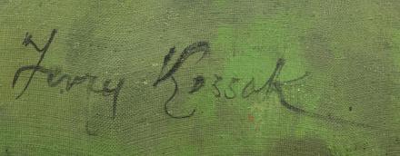 Kossak sign