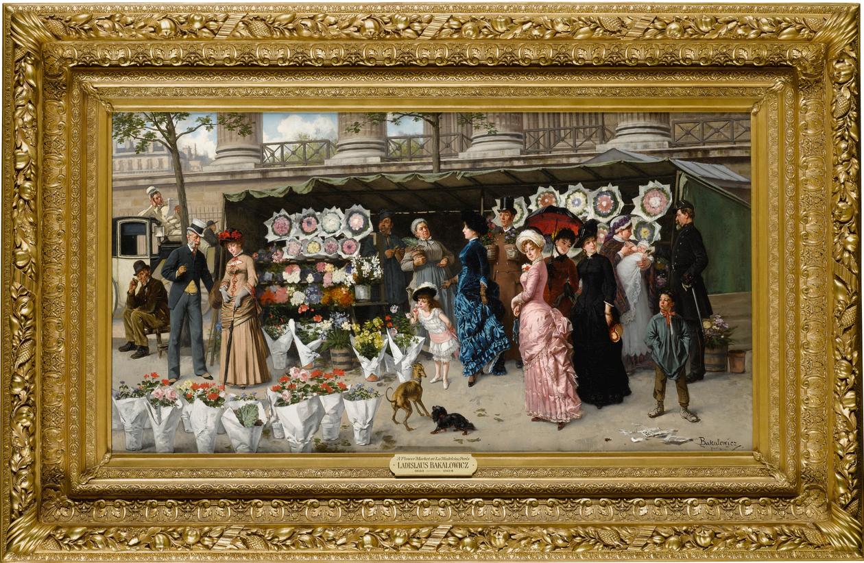 Bakalowicz-flowers-frame
