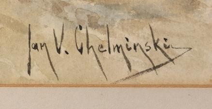 Chelminski-sign