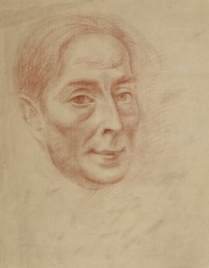 Kramsztyk-portret meski
