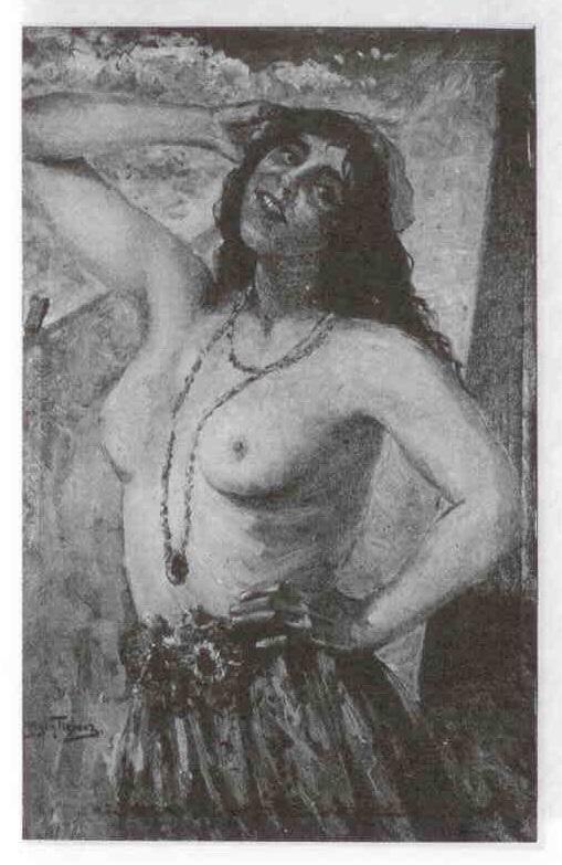 trebacz-cyganka