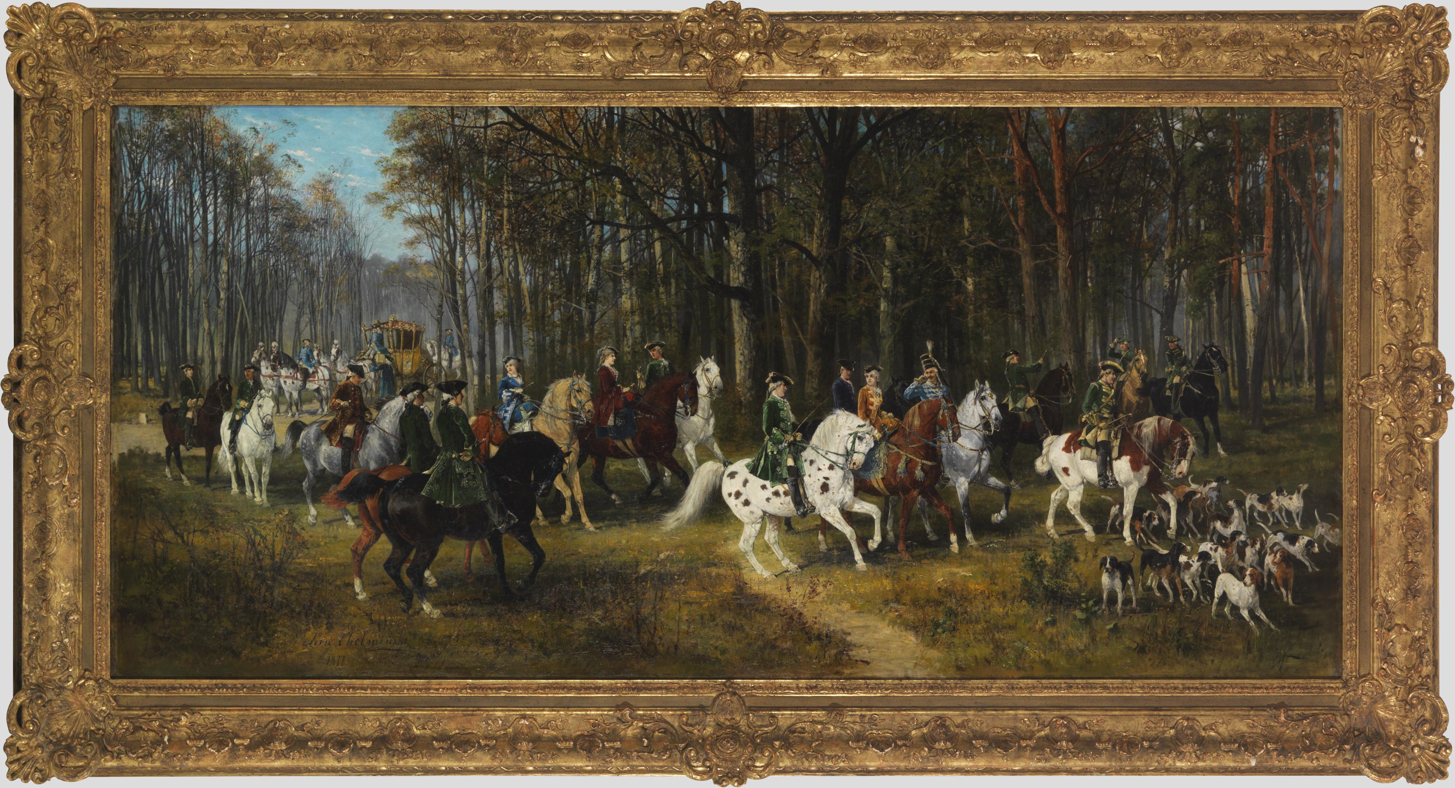 Chelminski-frame
