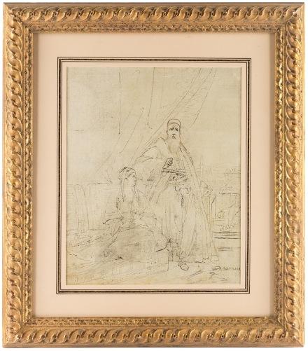 Gottlieb-frame