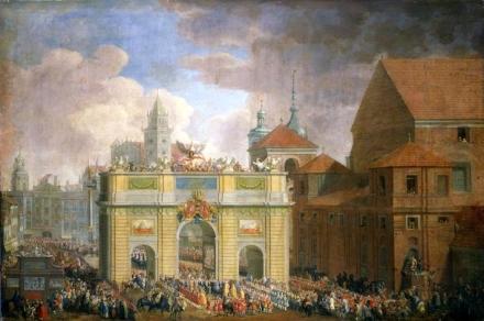 POL_JS_Mock_Wjazd_Augusta_III_do_Warszawy