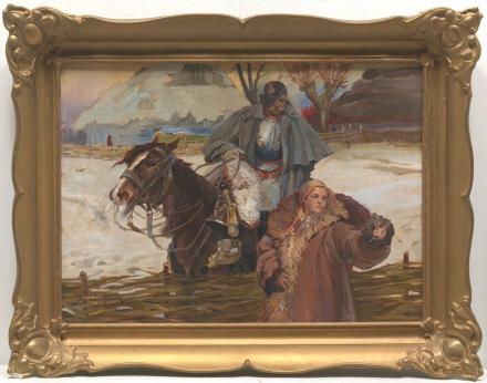 Kossak-frame