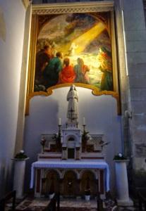 Lourdes (4) The ecstasy of Bernadette by Stanislas Bender