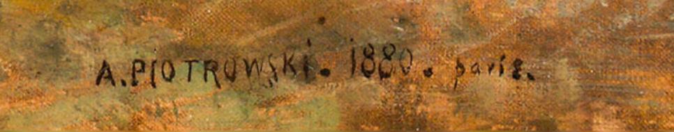 Piotrowski-sign
